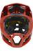 Fox Proframe Moth Helmet Men Dark Red